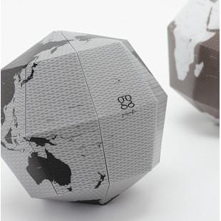 Artículo para montar - 3D SECTIONAL GLOBE EARTH'S AXIS, 23.4 DEGREES