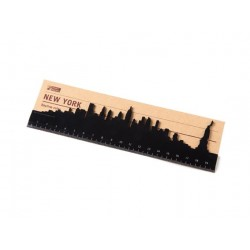 Regla - SKYLINE RULER NEW YORK