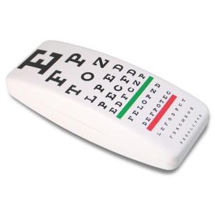 Estuche de gafas - EYE CHART