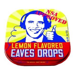 Mentas - EAVES DROPS