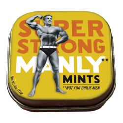 Mentas - MANLY MINTS (MUSCULOSO)