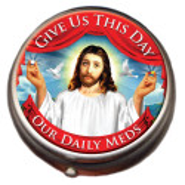 Pastillero - JESUS