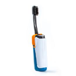 Cepillo de dientes plegable - TOOTHBRUSH ORANGE
