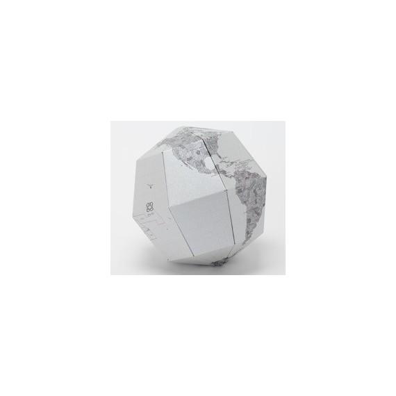 Artículo para montar - MATERIAL SECTIONAL GLOBE EARTH'S AXIS 23.4 DEGREES Ø14 CM. METAL