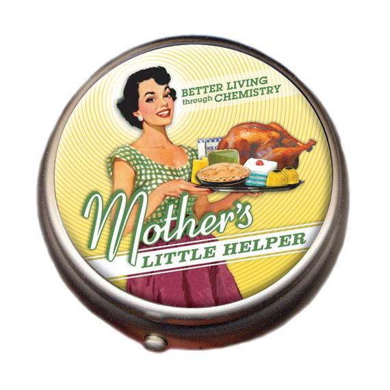Pastillero - MOTHER'S HELPER
