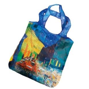 Bolsa plegable - BAG IN BAG PEQUEÑA. VAN GOGH: CAFE DE NUIT