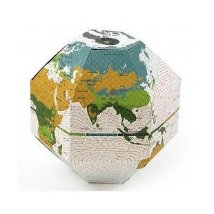 Artículo para montar - VOYAGE FOLDABLE GLOBE EARTH IN THE POCKET CLIMATE