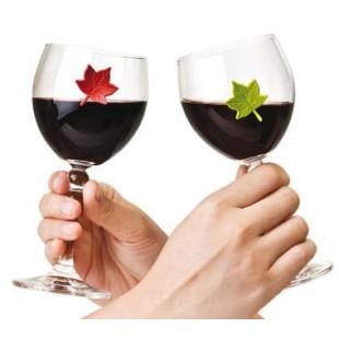 Identificador de copas - LEAF MY GLASS