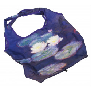 Bolsa plegable - BAG IN BAG MONET NENÚFARES
