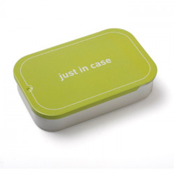Caja - JUST IN CASE