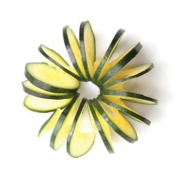 Espirealizador y cortador de verduras en espiral - CUCUMBO