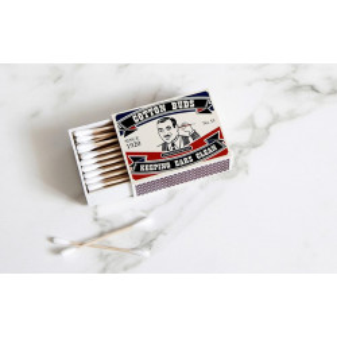 Caja de palillos de algodón - COTTON EAR JOE