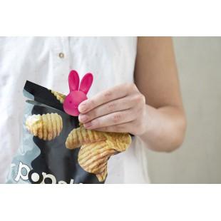 Abrebolsas - BAG BUNNY PINK