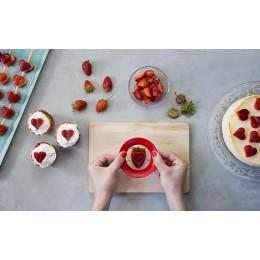 Cortador de fresas - SWEET HEART