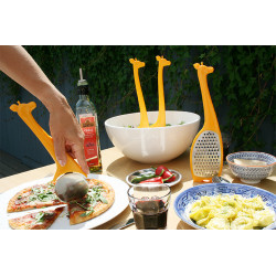 Cortador de pizza - PEPINO PIZZA CUTTER
