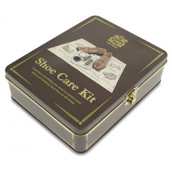 Kit de limpieza de zapatos - SHOE CARE KIT
