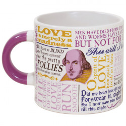 Tazón - SHAKESPEARE LOVE MUG