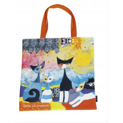 Bolsa de compra - ART-SHOPPING-BAG ROSINA WACHTMEISTER MERLETTO SOLE