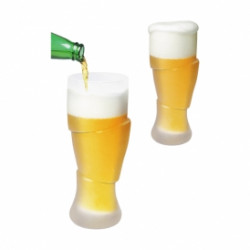 Vaso - VASO CERVEZA - SLICED COLD - LARGE