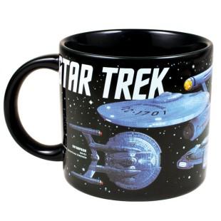 Tazón - STARSHIPS OF STAR TREK