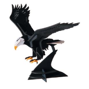 Artículo para montar - 3-D PAPER MODEL EAGLE ÁGUILA