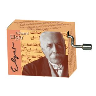 Caja de música - ART&MUSIC, EDWARD (WILLIAM) ELGAR, MELODY: POMP AND CIRCUMSTANCE