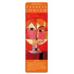 Marcapáginas - ART BOOKMARK EXPRESSIONISTS PAUL KLEE SENECIO