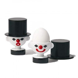 Huevera - CLOWN EGG HOLDER 2 UDS.