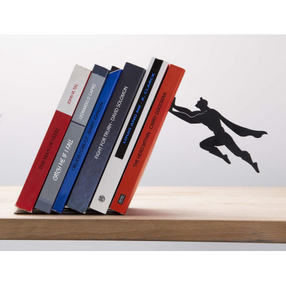 Sujetalibros - BOOK & HERO