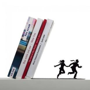 Sujetalibros - RUNAWAY BOOKEND
