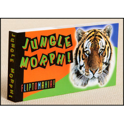 Libro - MINILIBRO DIAPORAMA - JUNGLE MORPH!