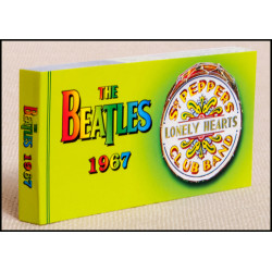 Libro - MINILIBRO DIAPORAMA SARGENT PEPPER BEATLES 1967
