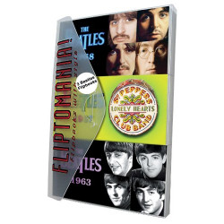 Libro - MINILIBRO DIAPORAMA - BEATLES PACK 3