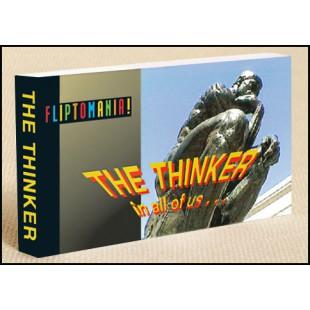 Libro - MINILIBRO DIAPORAMA RODIN - THE THINKER