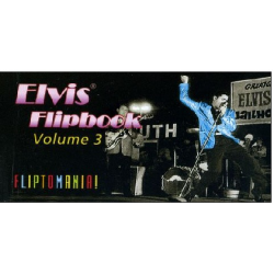 Libro - MINILIBRO DIAPORAMA - ELVIS FLIPBOOK, VOL.3