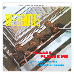 Roller y tarjetero - BEATLES - PLEASE PLEASE ME