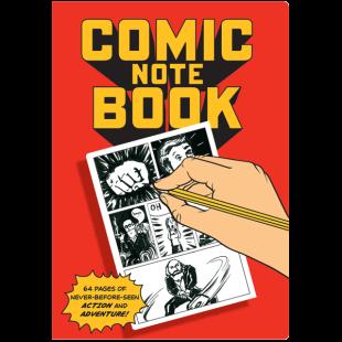 Libreta - COMIC NOTEBOOK PEQUEÑA