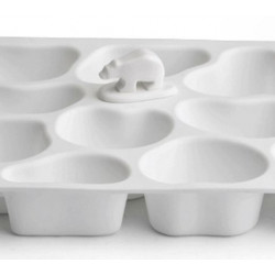 Cubitera - POLAR ICE TRAY SNOW (BLANCO)