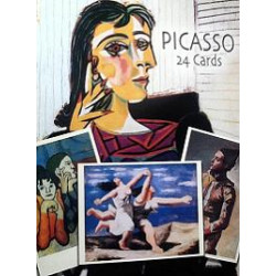 Postales - PICASSO 24 CARDS