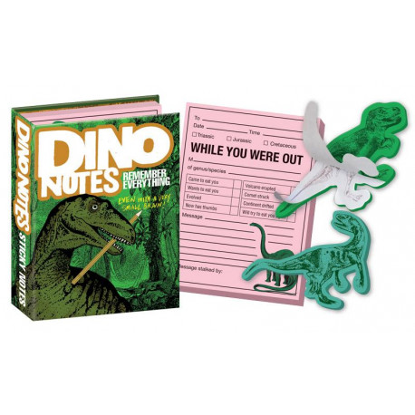 Post-it - DINO NOTES