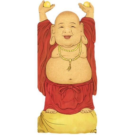 Tarjeta - LAUGHING BUDDHA