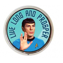 Pastillero - STAR TREK SPOCK PILL BOX