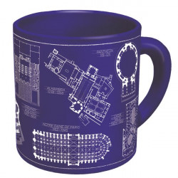 Tazón - GREAT ARCHITECTURE MUG