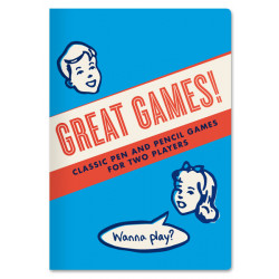 Libreta - GREAT GAMES NOTEBOOK