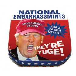 Mentas - TRUMP NAT'L EMBARRASSMINTS