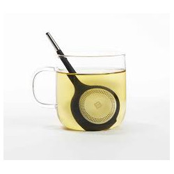 Infusor de té - KOMA - TEA INFUSER (SPOON SHAPE) BLACK