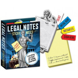 Post-it - LEGAL NOTES