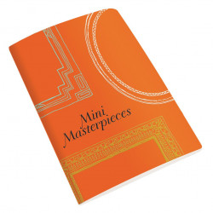 Libreta - MINI MASTERPIECES NOTEBOOK GRANDE