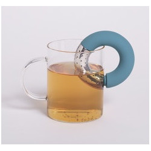 Infusor de té - TORUS - TEA INFUSER (DONUT SHAPE) JADE