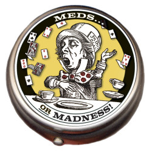 Pastillero - MADHATTER